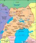 Gulu Uganda Map