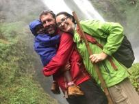 At Sipi Falls...