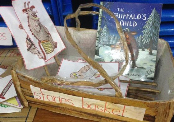 Story basket